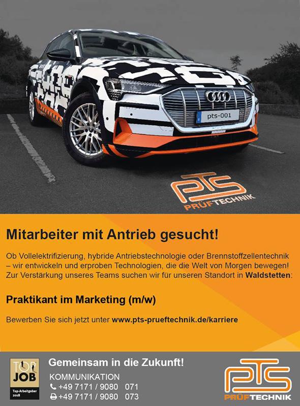 Praktikant im Marketing gesucht!