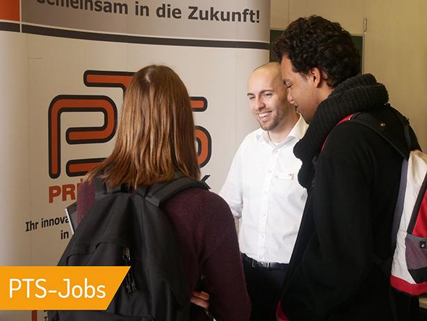 Industrietag der Hochschule Esslingen - PTS-Prüftechnik ist auch mit dabei